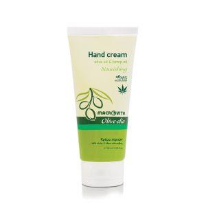 Hand Cream Macrovita Olivelia Hand Cream Nourishing