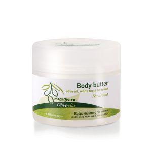 Body Butter Macrovita Olivelia Body Butter No Aroma