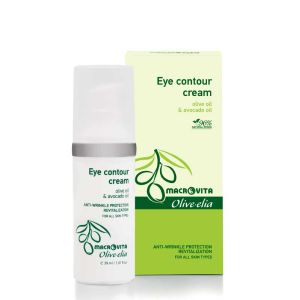 Eye Care Macrovita Olivelia Eye Contour Cream