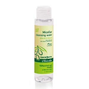 Περιποίηση Προσώπου Macrovita Olivelia Καθαριστικό  Νερό Micellar