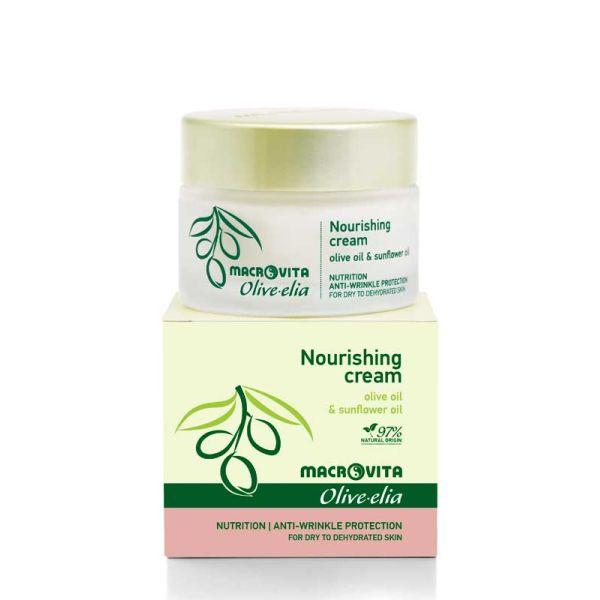 Face Care Macrovita Olivelia Nourishing Cream