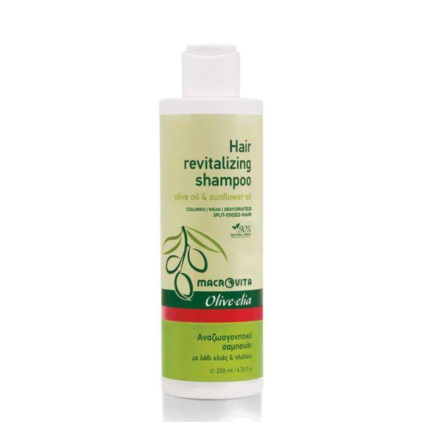Hair Care Macrovita Olivelia Hair Revitalizing Shampoo