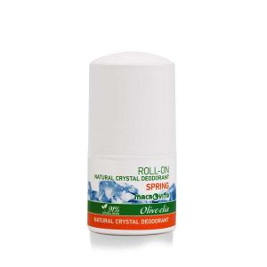 Body Care Macrovita Olivelia Natural Crystal Deodorant Roll-on Spring
