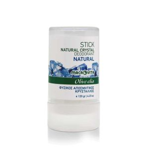 Body Care Macrovita Olivelia Natural Crystal Deodorant Stick