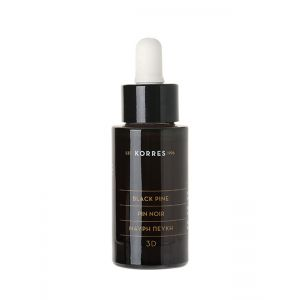 Face Care Korres Black Pine 3D Lifting / Firming Nourishing Face Oil