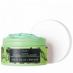 Body Butter Korres Dual Hyaluronic Multi Action Body Souffle Guanabana