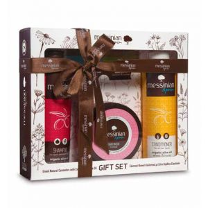 Conditioner Messinian Spa Hair Care Gift Set