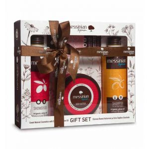 Body Butter Messinian Spa Body & Hair Care Gift Set Pomegranate & Honey