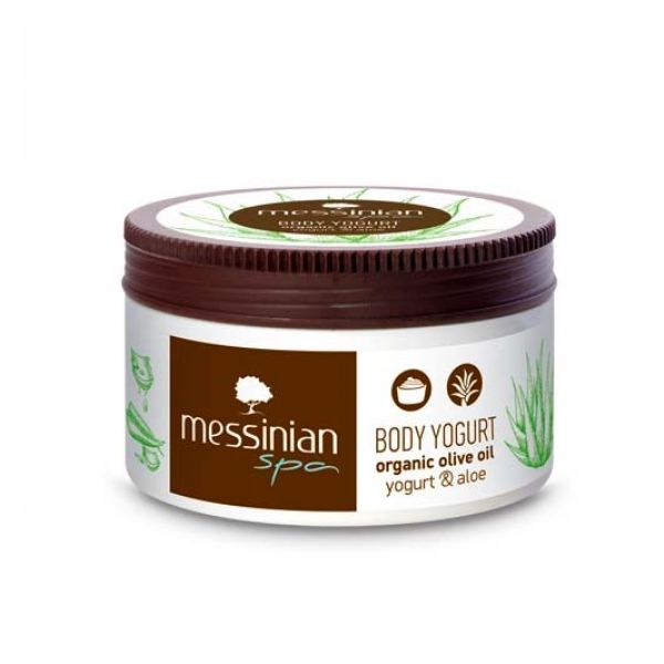 After Sun Care Messinian Spa Body Yogurt