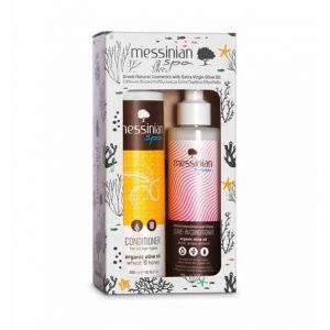 Conditioner Messinian Spa Conditioner + Leave-in Conditioner – 2 – Pack Gift Set