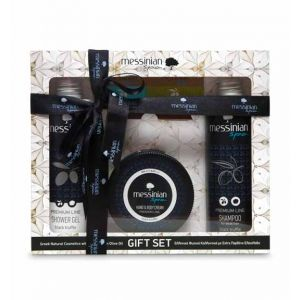 Αφροντούς Messinian Spa Premium Gift Set Black Truffle