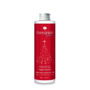 Body Care Messinian Spa Shower Gel Christmas Edition