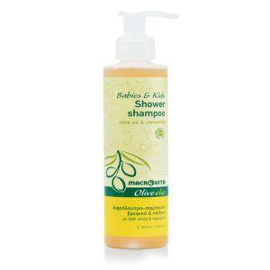 Babies & Kids Care Macrovita Olivelia Babies & Kids Shower Shampoo