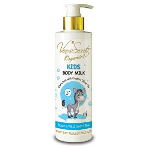 Babies & Kids Care Venus Secrets Kids Body Milk Donkey Milk & Sweet Talc