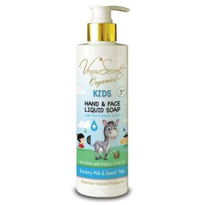 Babies & Kids Care Venus Secrets Kids Mild Antiseptic Liquid Soap Donkey Milk & Sweet Talc