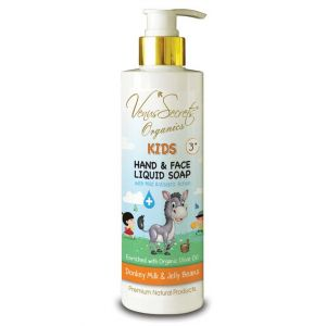 Babies & Kids Care Venus Secrets Kids Mild Antiseptic Liquid Soap Donkey Milk & Jelly Beans