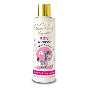 Babies & Kids Care Venus Secrets Kids Shampoo Donkey Milk & Creme Caramel