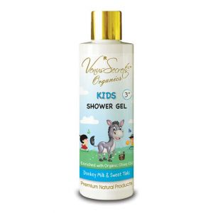 Babies & Kids Care Venus Secrets Kids Shower Gel Donkey Milk & Sweet Talc