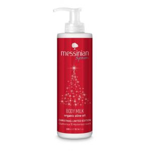 Body Care Messinian Spa Body Milk Christmas Edition