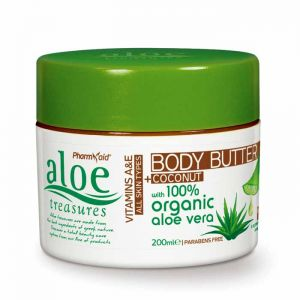 Body Butter Aloe Treasures Body Butter Coconut