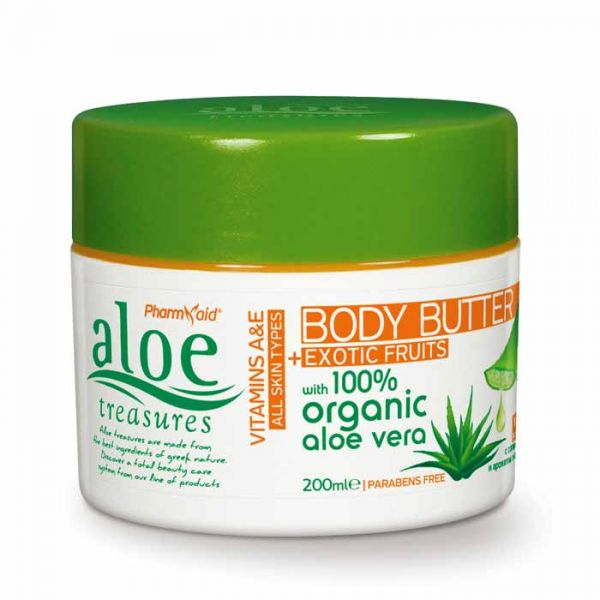 Body Butter Aloe Treasures Body Butter Exotic Fruits