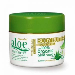 Body Butter Aloe Treasures Body Butter Olive Oil