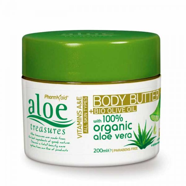 Body Butter Aloe Treasures Body Butter Olive Oil