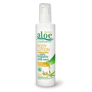 Body Care Aloe Treasures Body Lotion Cannabis Oil