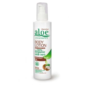 Body Care Aloe Treasures Body Lotion Coconut