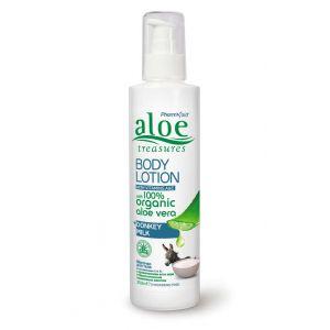 Body Care Aloe Treasures Body Lotion Donkey Milk