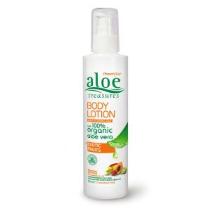 Body Care Aloe Treasures Body Lotion Exotic Fruits
