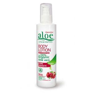 Body Care Aloe Treasures Body Lotion Pomegranate