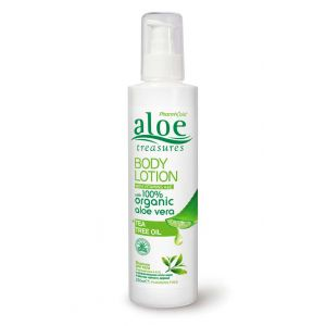 Body Care Aloe Treasures Body Lotion Tea Tree Oil