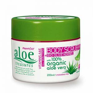 Body Care Aloe Treasures Body Scrub Peeling Gel