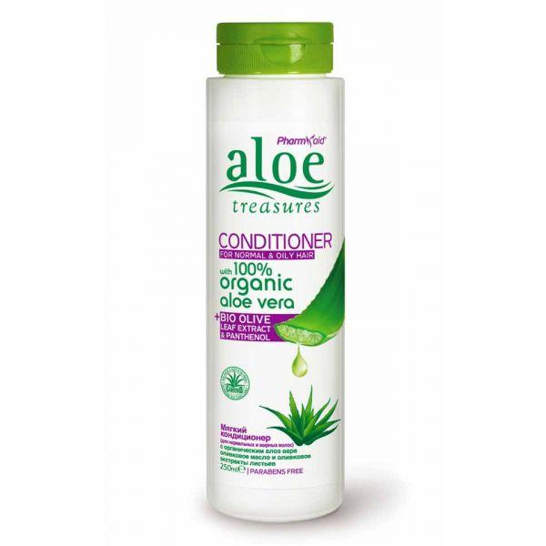 Conditioner Aloe Treasures Conditioner for Normal & Oily Hair