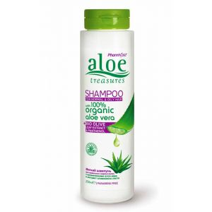Hair Care Aloe Treasures Shampoo for Normal & Oily Hair