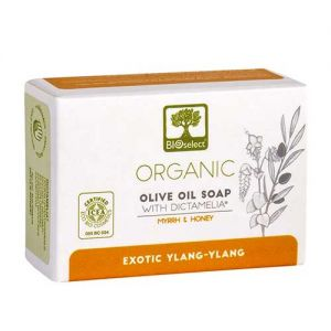 Facial Soap Bioselect Organic Olive Oil Soap Exotic Ylang Ylang