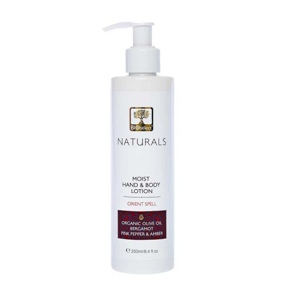 Body Care Bioselect Naturals Moist Hand & Body Lotion Orient Spell