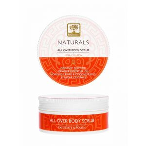 Body Care Bioselect Naturals All Over Body Sugar Scrub Pina Colada