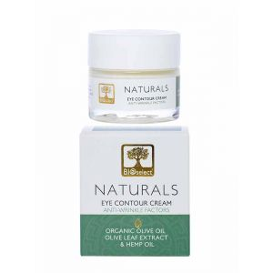 Eye Care Bioselect Naturals Eye Contour Cream with Anti-Wrinkle Factor