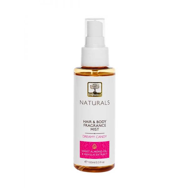 Body Care Bioselect Naturals Hair & Body Fragrance Mist Dreamy Candy