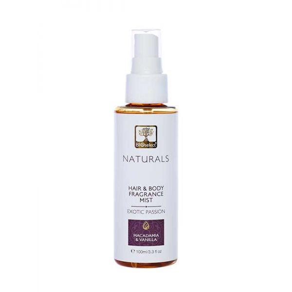 Body Care Bioselect Naturals Hair & Body Fragrance Mist Exotic Passion