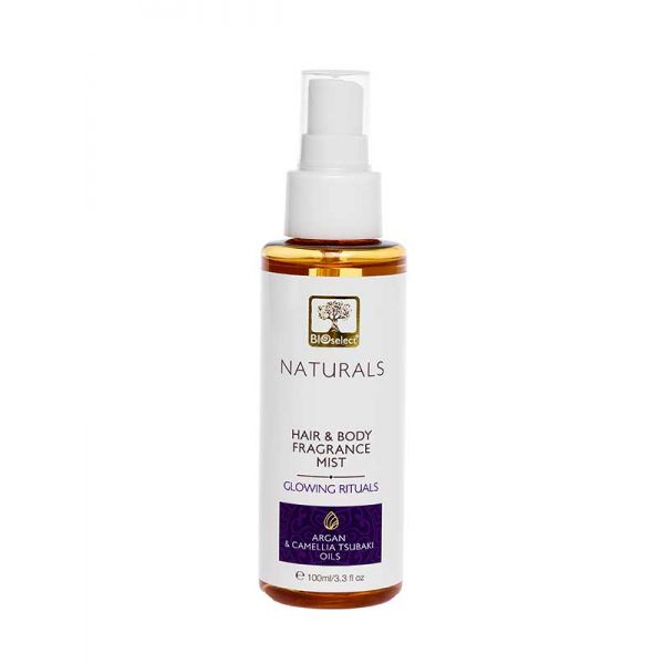 Body Care Bioselect Naturals Hair & Body Fragrance Mist Glowing Velvet
