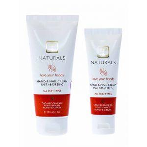Hand Cream Bioselect Naturals Hand and Nail Cream