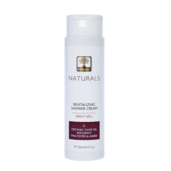 Body Care Bioselect Naturals Revitalising Shower Cream Orient Spell