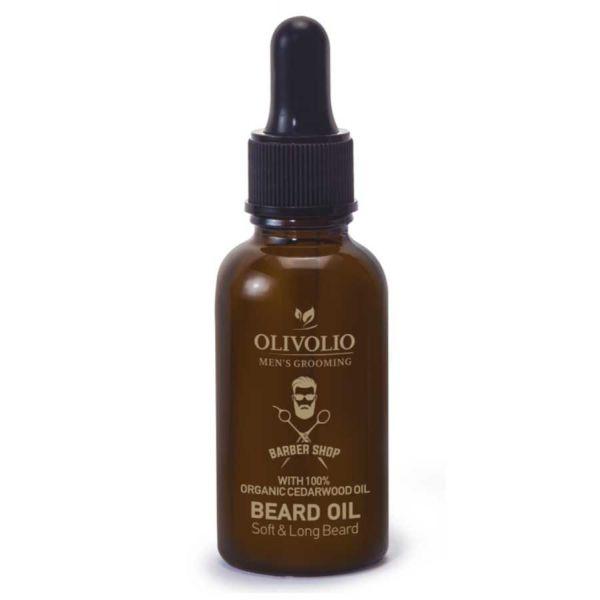 Beard & Moustache Olivolio Beard Oil
