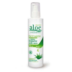 Face Care Aloe Treasures Face Wash Tea Tree Oil