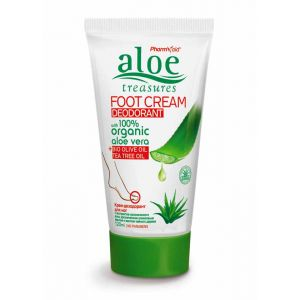 Foot Deodorant Aloe Treasures Foot Cream Deodorant Tea Tree
