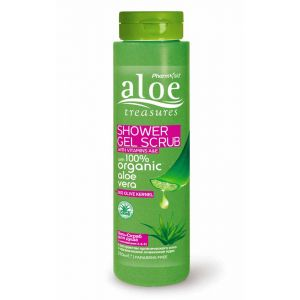 Body Care Aloe Treasures Shower Gel Scrub
