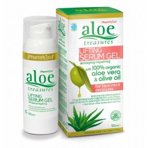 Face Care Aloe Treasures Lifting Serum Antiaging – Repairing